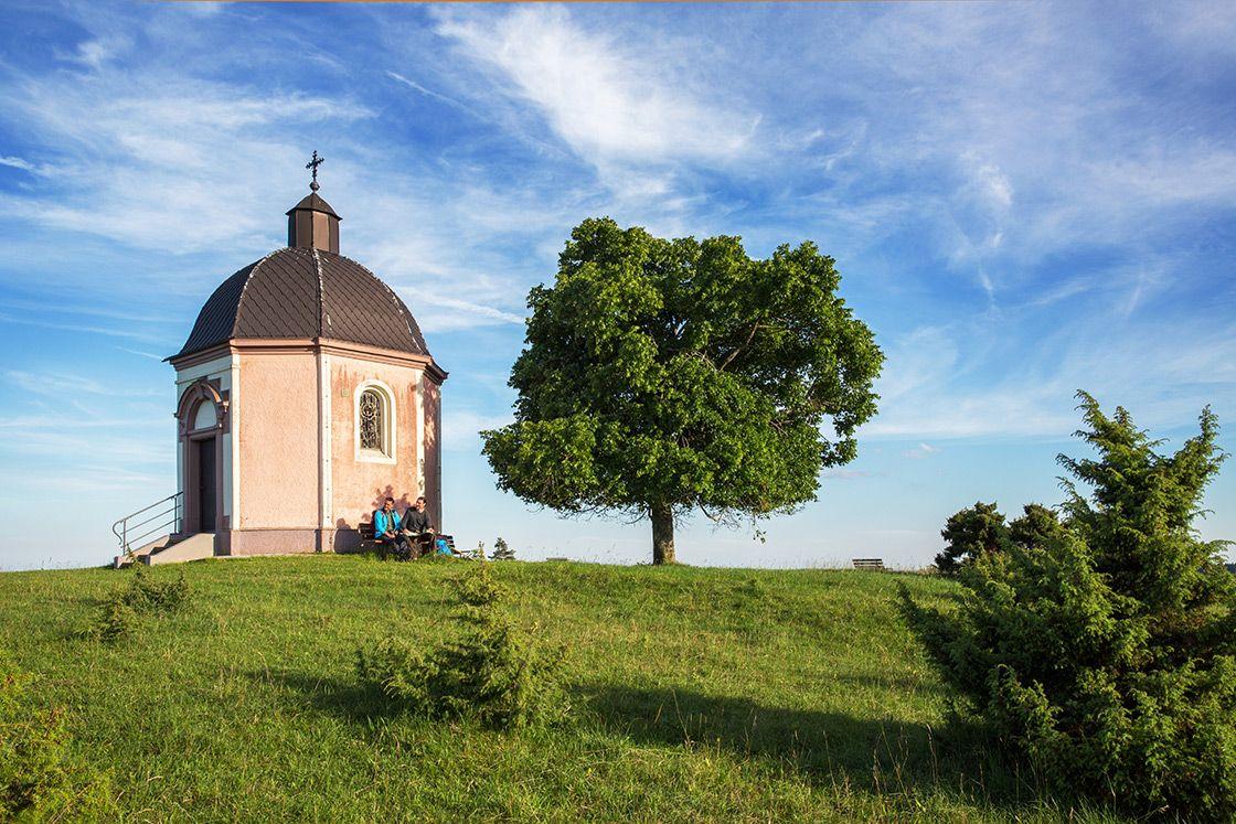 Auf dem Alten Berg im Donaubergland