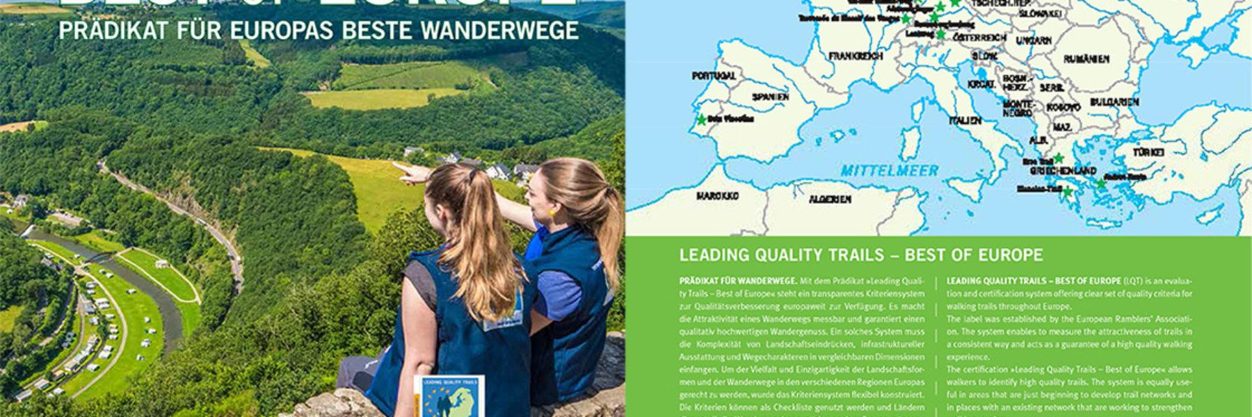 Leading Quality Trails 2019
