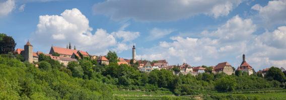 Wandererlebnis Rothenburg ob der Tauber