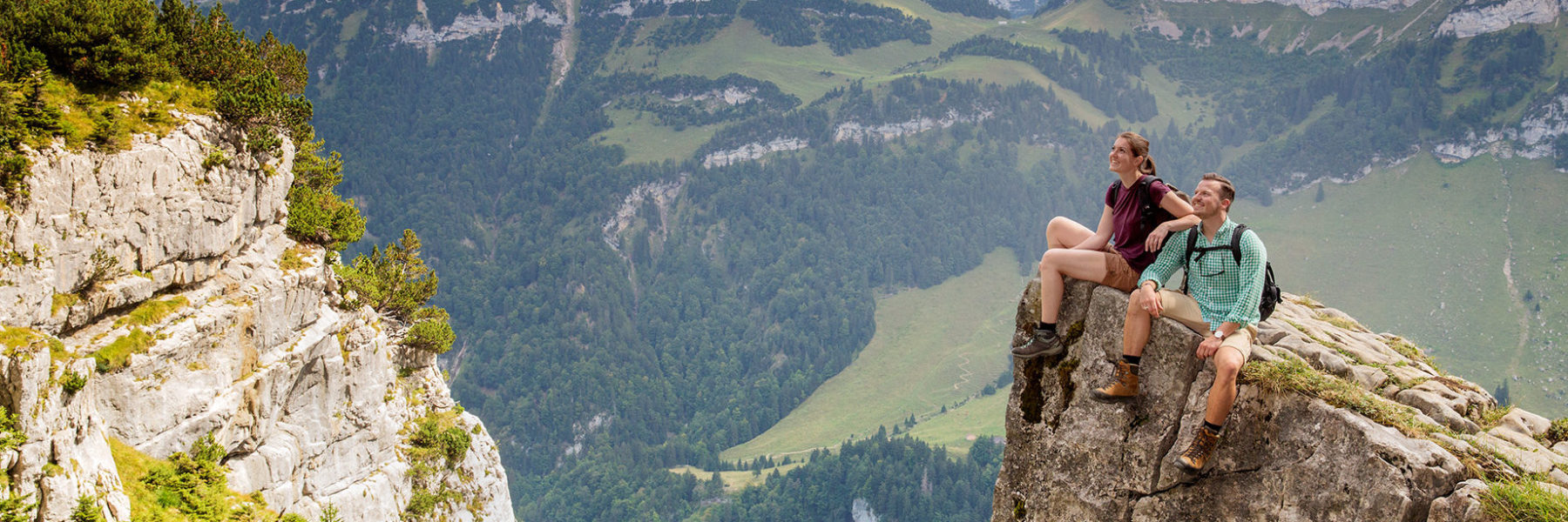 Das Appenzellerland von seiner schönsten Seite