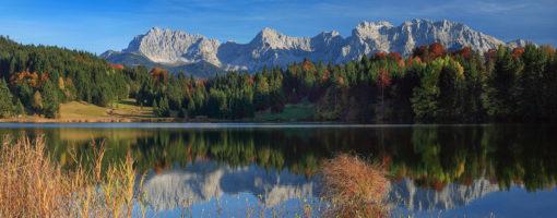 Wandern, wo Bayern spitze ist.