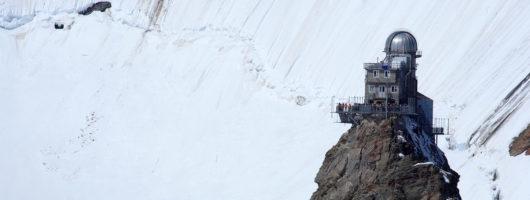 Im Angesicht der Gletscherriesen